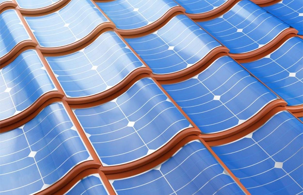Tejas solares